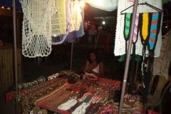 Vendedora e artesã