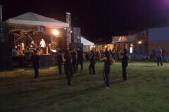 Apresentação de Grupo de Dança na Praça