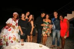 A baiana Morena Bela e amigos