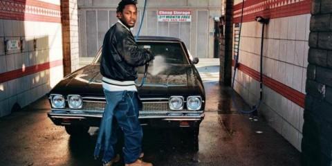 O rapper Kendrick Lamar, que denuncia o racismo na sociedade dos EUA em suas músicas