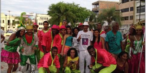 Escola de Samba Filhos de Magueira