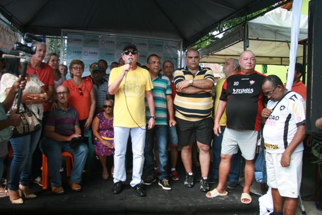 Luiz Mendonça ressaltoua  importância do esporte para juventude