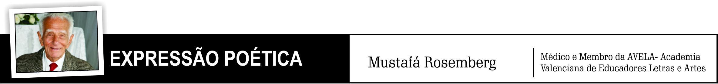 Mustafá Rosemberg-Expressão Poética