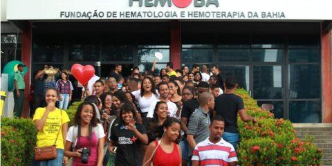 Premiação do I Concurso Cordel da Doação de Sangue   realizado pelo Hemoba   Foto: Elói Corrêa/GOVBA