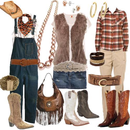Com que roupa eu vou  Looks de festa junina para você se inspirar ... a541b7b3f8f