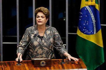 Dilma discurso