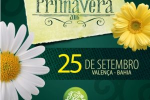 expo primavera cartaz facebook
