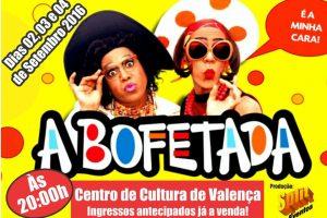 Evento- A Bofetada