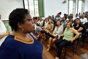 Pré - Jornada Pedagogica com Diretores e NRES no Colegio Central 050