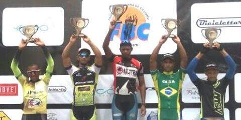 Kaio Felippe conquistou o 3º lugar no pódio