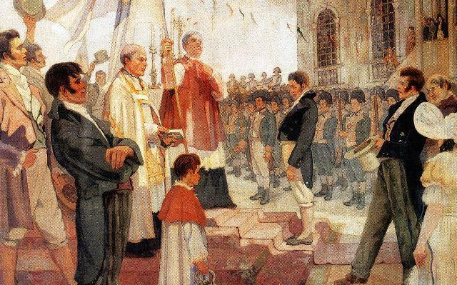 Bênção_das_bandeiras_da_Revolução_de_1817