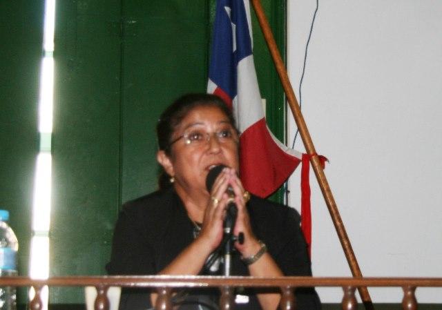 Conselheira Federal da OAB, Ilana Campos