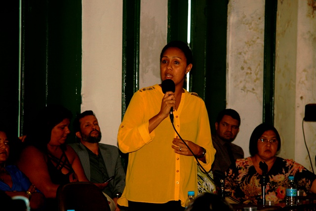 Luciene Silva, coordenadora do CRAM