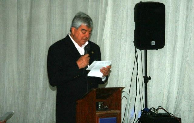 José Elias Antar despede-se da gestão do Rotary Club de Valença