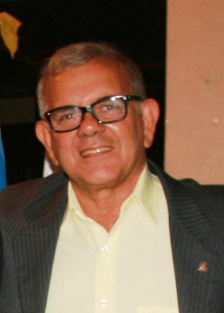 Presidente empossado, Jaime Cesar Godinho