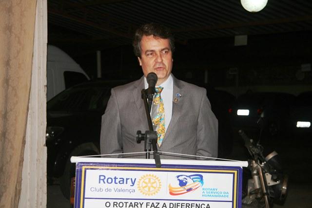 Governador do Distrito 4550, Henrique Gonçalves Trindade