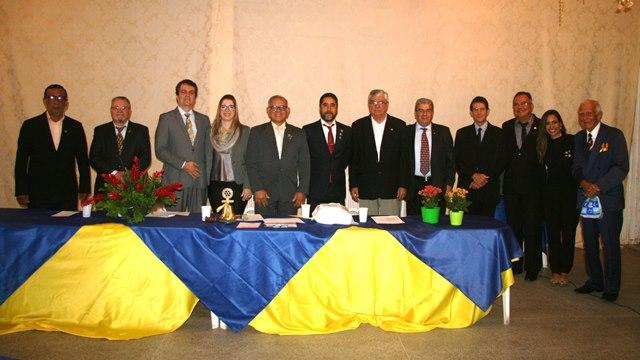 Rotary Club de Valença recebeu visita oficial do Governador do Distrito 4550, Henrique Trindade
