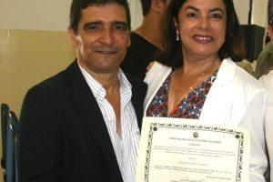 Vane e Raimundo Costa