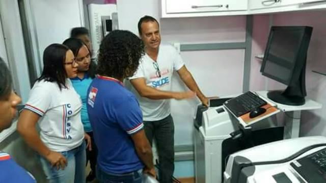 16.10_Aula técnica mamografia_CEEP em Saúde do Leste Baiano 2