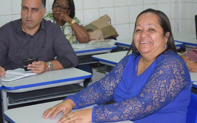 Benedita Queiroz - Foto_Claudia Oliveira_Secretaria da Educacao