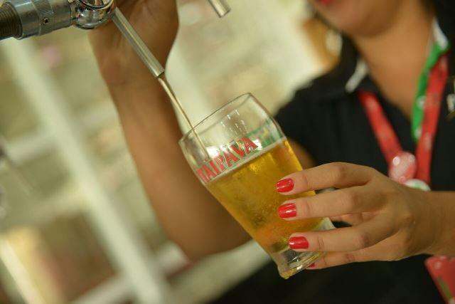 A Itaipava é a terceira cerveja mais consumida no Brasil
