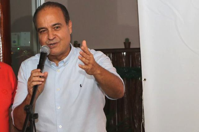 Eduardo Ribeiro, diretor da Itaipava, parceira na realização do evento
