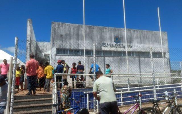 Sede da 31ª Zona Eleitoral em Valença. Agendamento do atendimento pode ser realizado no site do TRE-BA