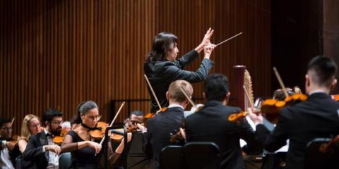 Sinfomia Fausto Ritual - O eterno feminino nos leva para o alto. Franz Liszt. Carlos Prazeres.Orquestra Sinfônica da Bahia (OSBA), abertura da Série Jorge Amado 2017,